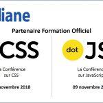 OXiane partenaire formation dot CSS et dotJS 2018
