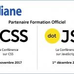 OXiane partenaire formation dotCSS et dotJS 2017
