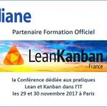 OXiane partenaire du LeanKanban 2017