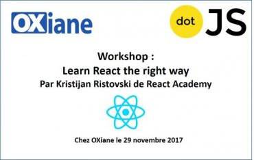 Workshop React noc 2017