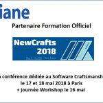 OXiane partenaire NewCrafts 2018