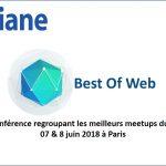 OXiane soutien le Best Of Web 2018