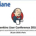 OXiane partenaire de la Jenkins User Conférence 2018
